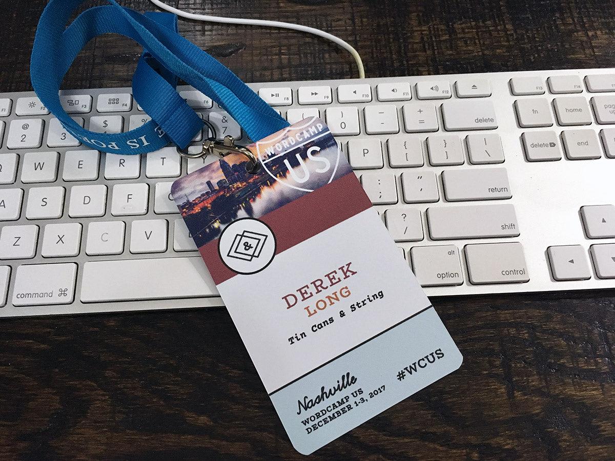 wordcamp us 2017 badge